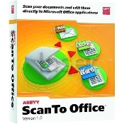 ABBYY ScanTo Office 1.0 (Download version)